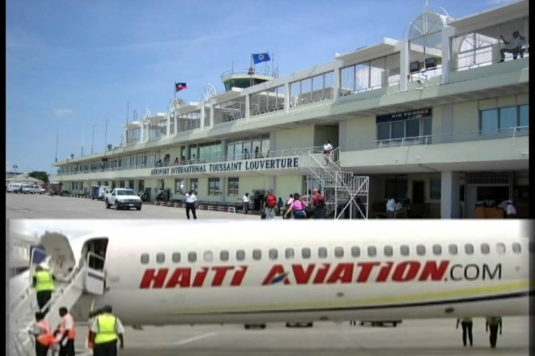 vol destination haiti