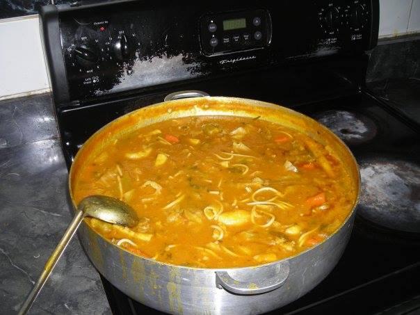 soup joumou