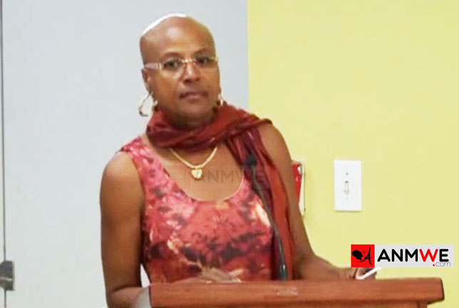 Dr. Marcelle Martelly ki se Soeur Presidant Michel Martelly, deklare kandidati'l pou gouvènè Florida