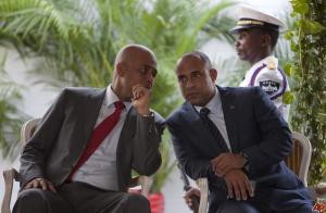 Martelly Lamothe