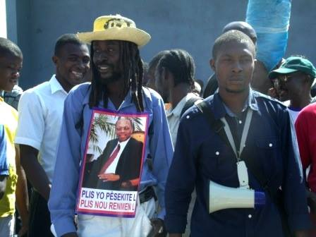 Haiti: L'ex-président Jean-Bertrand Aristide dit non à l'invitation du président Jovenel Moïse