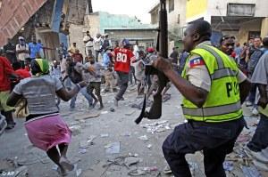 Haiti: Deux agents de la PNH blessés dans une opération à « Savann pistach »