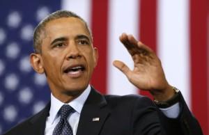 Monde: Obama encourage les Américains à manifester pour défendre la démocratie