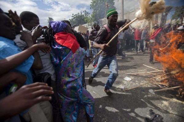 Haiti: Le chaos s'installe au centre-ville de Port-au-Prince