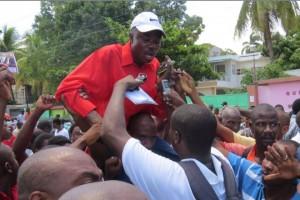 Haiti: L'ancien Sénateur Moïse Jean Charles annonce l'Opération «Tempête»