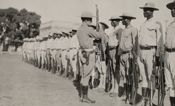 the history of american occupation of the dominican republic The first united states occupation of the dominican republic lasted from 1916 to 1924 it was one of the many interventions in latin america undertaken by the military forces of the united states in the 20th century on may 13, 1916, [3] rear admiral william b caperton forced the dominican republic .