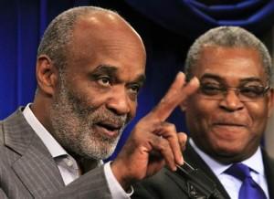 Haiti: Jean Max Bellerive candidat du regroupement Vérité de René Préval