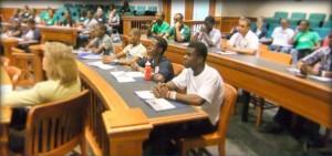 Rep. Dom.: 66% des étudiants étrangers en République Dominicaine sont haitiens