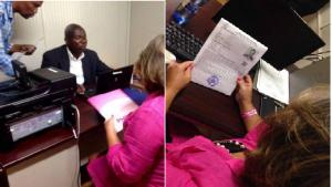 Haiti: La Première Dame Sophia Martelly est née à New York aux États Unis