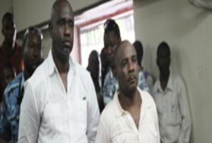 Haiti: Interdiction de départ de nouveau pour Woodly Etheard et Renel Nelfort