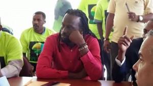 Haiti: Antonio Cheramy aka Don Kato candidat au Sénat