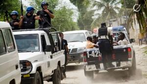 Haiti: Arrestation du Chef de gang  Pierre Daniel Milord aka «Ti Bonhomme»
