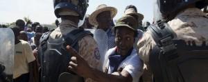 Haiti:  La MINUSTAH condamne les premiers incidents violents liés au processus électoral