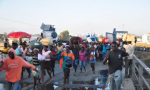 Monde: Départs volontaires d'haïtiens en situation migratoire irrégulière à la frontière