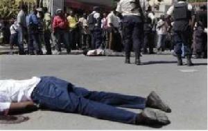 """Haiti: Un des puissants chefs de gang de Cité Soleil """"Te Quiero"""" abattu"""