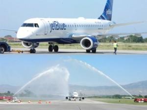 Haiti: JetBlue Airways inaugure une nouvelle connexion Boston-Port-au-Prince