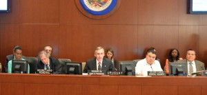 Haiti: La mission d'observation de l'OEA recommande le dialogue entre les deux pays
