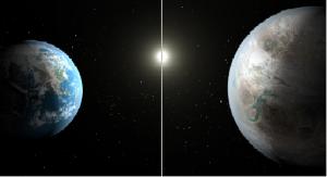 Monde: La Nasa a découvert une exoplanète semblable à notre planète Terre
