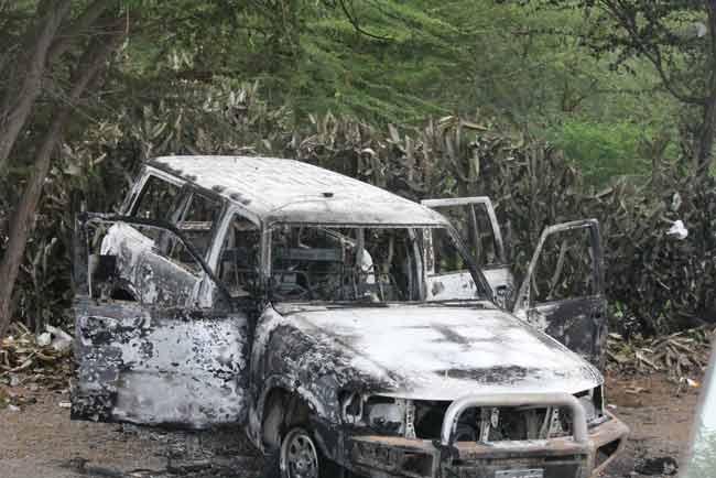 Haiti:  Un homme vivant seul suspecté d'être atteint de covid 19  brulé vif