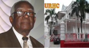 Haiti: Dr Louis Noisin, fondateur de l'URHC, n'est plus