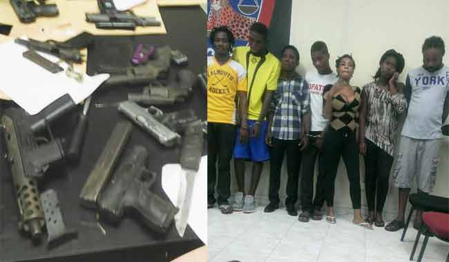 Haiti: Les commissaires du gouvernement pressent les parquets d'agir contre le banditisme
