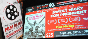 "Monde: Le film ""Sweet Micky for President"" au 11e Festival International du Film Black"