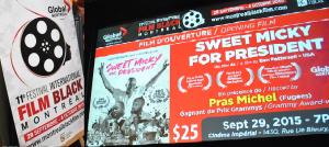 """Monde: Le film """"Sweet Micky for President"""" au 11e Festival International du Film Black"""