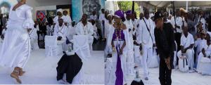 Haiti: Hommage national au Chef suprême du vodou haitien Max Beauvoir