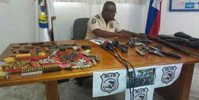Haiti: Arrestation d'un ressortissant américain et saisie de marijuana par la PNH