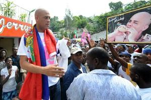 Haiti: Michel Martelly reprendra sa carrière musicale au lendemain du 7 Février 2016