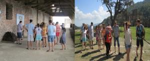 Haiti: Des touristes russes en une journée d'excursion dans le Grand Nord