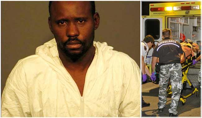 MONDE: Il risque 15 ans de prison pour avoir brisé le crâne de son ex-conjointe à coups de marteau