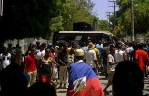 Haiti: Les habitants de Chabane s'opposent à une manifestation pro-Moise Jean Charles