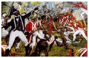 La Bataille de Vertières, première grande défaite de l'armée de Napoléon Bonaparte!
