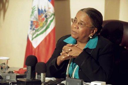 Haiti: Mme Mirlande Manigat « Jean-Henry Céant est un Premier ministre déchu »