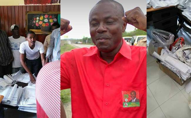 """HAITI: Selon le plate forme """"Pitit Dessalines""""  Moise Jean Charles est définitivement pour eux le vainqueur de ses élections"""