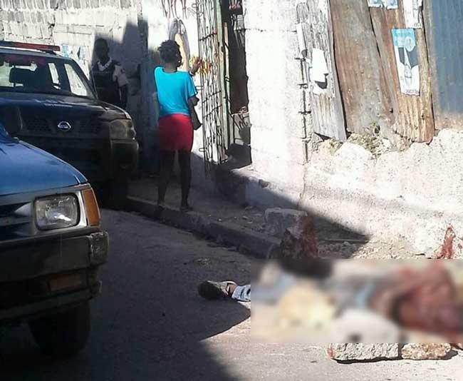 HAITI: Des membres de la population ont tué ce matin deux présumés bandits