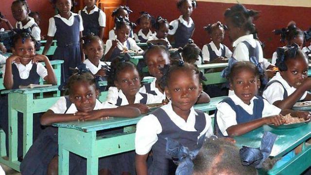 L'échec des écoliers en Haïti…