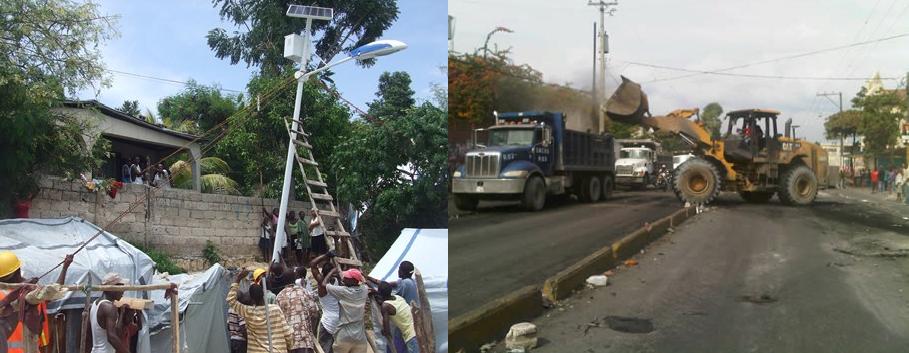 Haiti: Des organismes publics se mobilisent afin de nettoyer les rues après la mobilisation du 27 septembre
