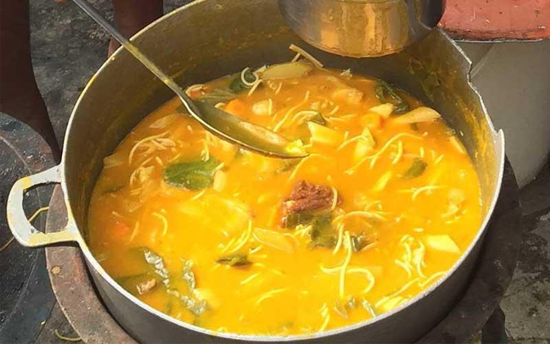 SOUP JOUMOU: la raison pour la soupe de 1er  janvier dans la culture Haitienne