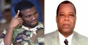 Haiti: Confrontation entre le Sénateur Samuel Madistin et  Guy Philippe