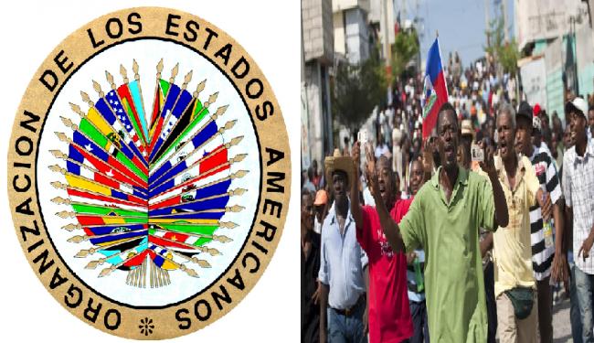 Haïti: Le gouvernement  sollicite l'appui technique de L'OEA pour réaliser les élections