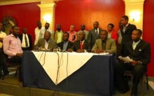 Haiti: La Fédération Protestante d'Haïti invite les protagonistes au dialogue pour éviter le pire