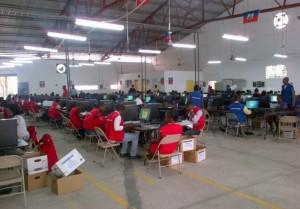 Haiti: Tension au CTV avant la publication des résultats du scrutin