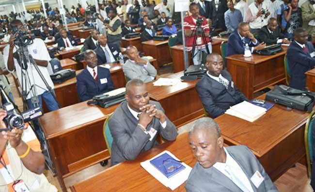 Haïti: Il ne reste que 10 sénateurs élus à compter d'aujourd'hui, 13 janvier 2020