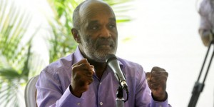 Haiti: Michel Martelly comme René Préval : «Je ne peux plus partir le 7 février»