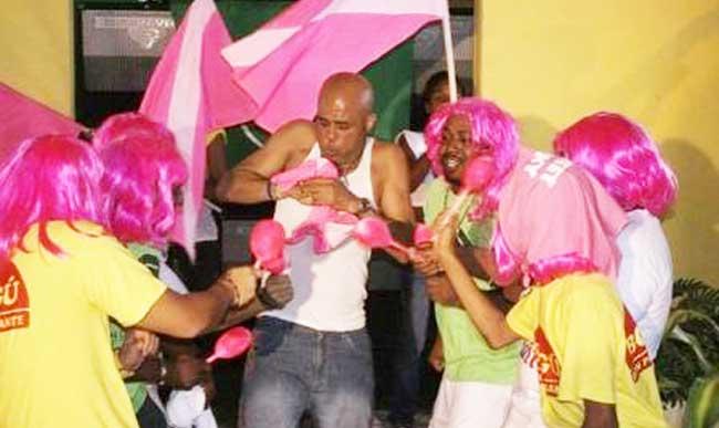Haiti: Sweet Micky à l'affiche pour les 3 jours gras au Carnaval des Cayes