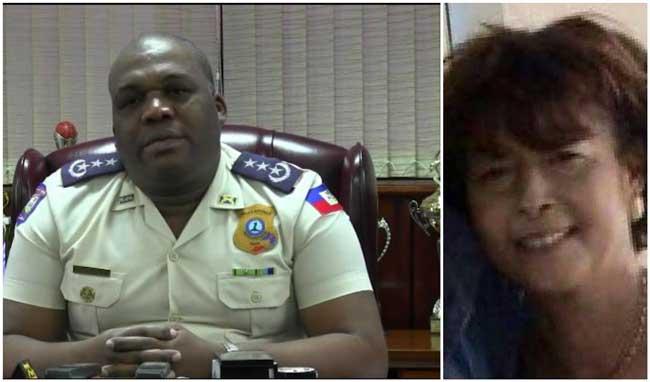 HAITI:  Florence Laraque libérée  par des agents de la Police nationale d'Haïti