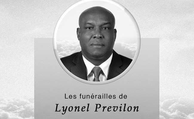 Funérailles de Lyonel Prévillon l'ancien candidat à la Députation du Parti Haïtien Tèt Kale (PHTK)