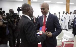 Haiti: Jocelerme Privert «Je n'ai jamais dit que le Fond National pour l'Education est illégal»